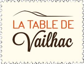 logo la Table de Vailhac