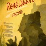 """Affiche """"René Isidore raconte"""" par la Cie Latituds"""