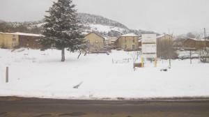 acces auberge paysanne de Vailhac possible meme en temps de neige